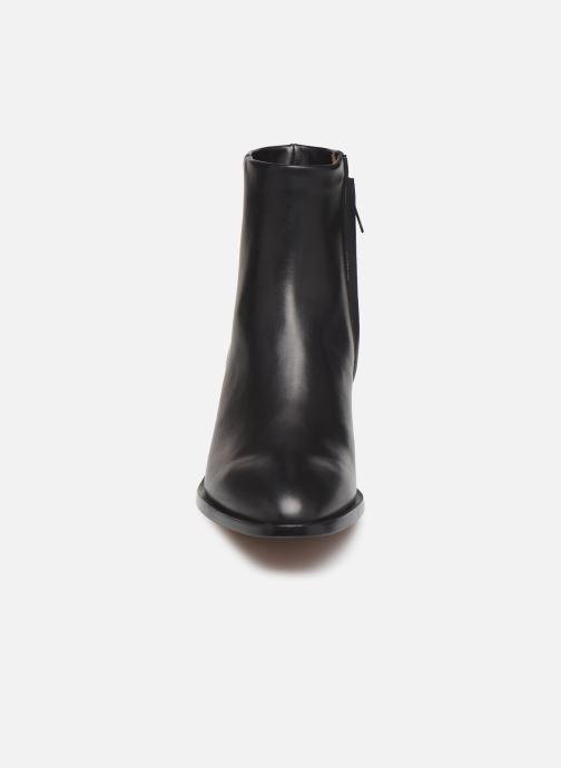 Bottines et boots Clergerie Xenia Noir vue portées chaussures