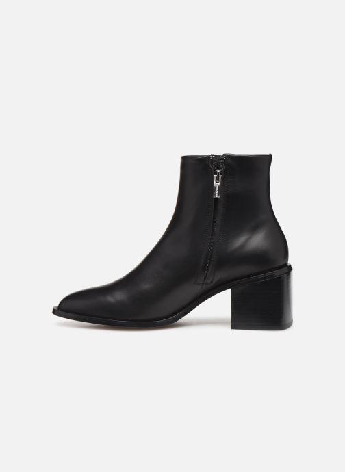 Bottines et boots Clergerie Xenia Noir vue face