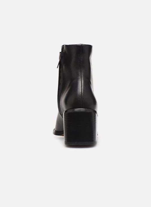 Bottines et boots Clergerie Xenia Noir vue droite