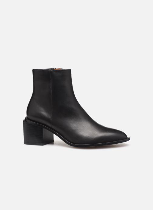 Bottines et boots Clergerie Xenia Noir vue derrière
