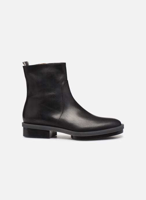 Bottines et boots Clergerie Roll Noir vue derrière