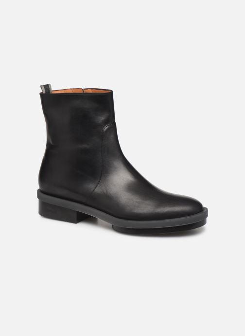 Bottines et boots Clergerie Roll Noir vue détail/paire