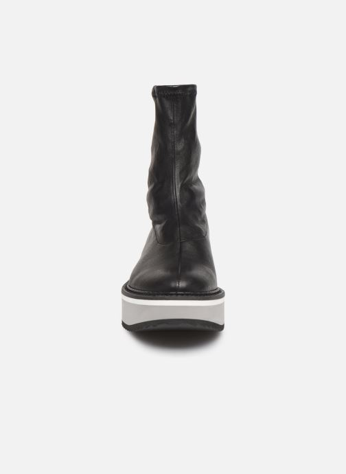 Boots en enkellaarsjes Clergerie Berta Zwart model