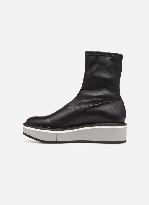 Bottines et boots Clergerie Berta Noir vue face
