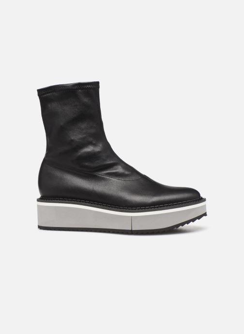 Bottines et boots Clergerie Berta Noir vue derrière