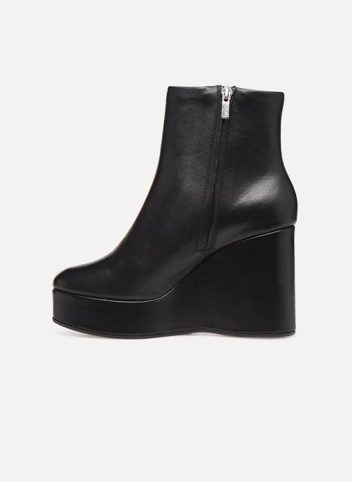 Bottines et boots Clergerie Belen2 Noir vue face