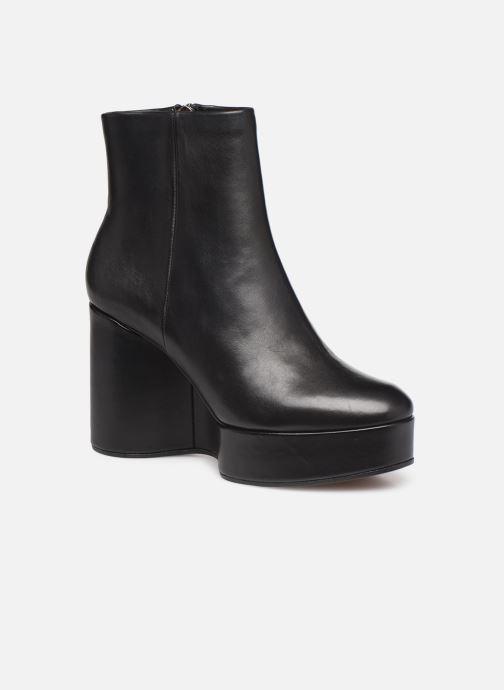 Bottines et boots Clergerie Belen2 Noir vue détail/paire