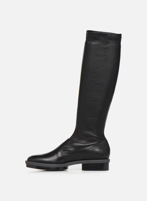 Laarzen Clergerie Roada Zwart voorkant