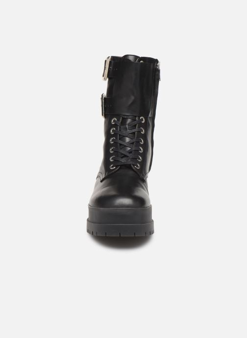 Bottines et boots Clergerie Willy2 Noir vue portées chaussures