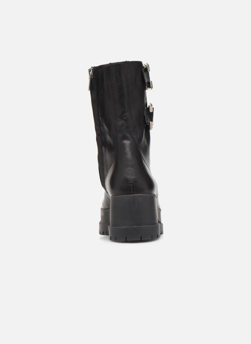 Bottines et boots Clergerie Willy2 Noir vue droite