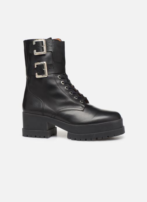 Bottines et boots Clergerie Willy2 Noir vue derrière