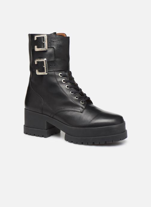 Bottines et boots Clergerie Willy2 Noir vue détail/paire