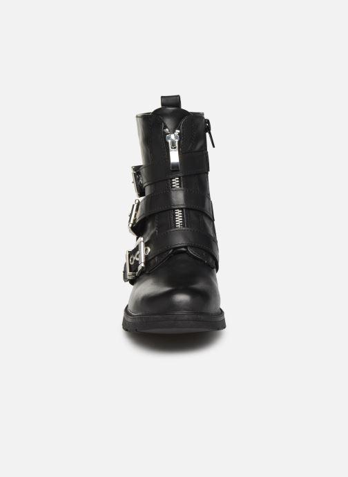 Botines  I Love Shoes THOBEY Negro vista del modelo