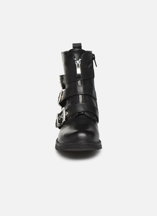 Stiefeletten & Boots I Love Shoes THOBEY schwarz schuhe getragen