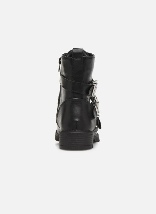 Botines  I Love Shoes THOBEY Negro vista lateral derecha