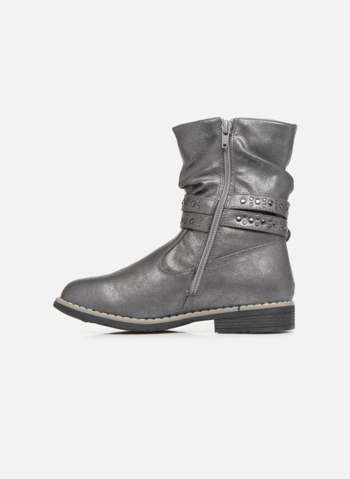 Botas I Love Shoes THELLEA Gris vista de frente