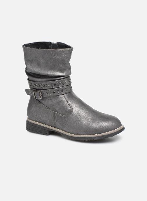 Bottes I Love Shoes THELLEA Gris vue détail/paire