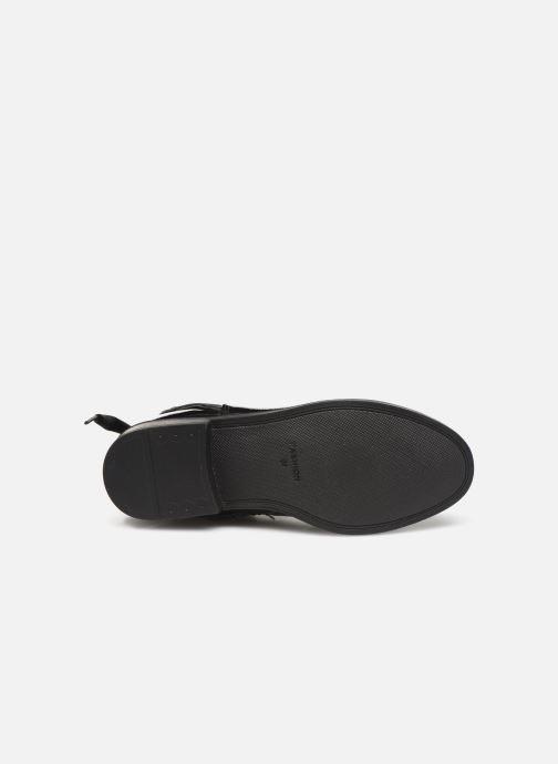 Bottines et boots I Love Shoes THANNER Noir vue haut