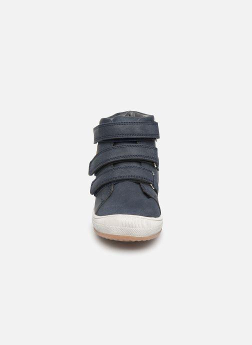 Baskets I Love Shoes THRENDON Bleu vue portées chaussures