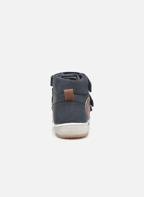 Sneaker I Love Shoes THRENDON blau ansicht von rechts