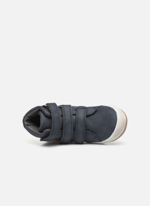 Sneaker I Love Shoes THRENDON blau ansicht von links