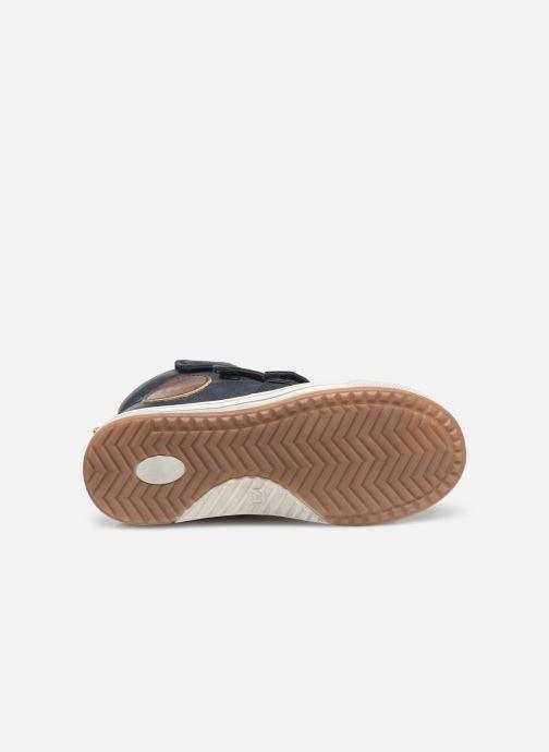 Sneaker I Love Shoes THRENDON blau ansicht von oben