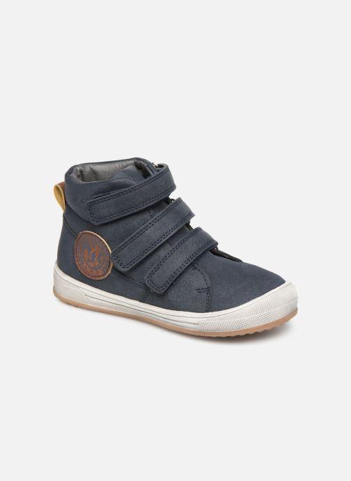 Baskets I Love Shoes THRENDON Bleu vue détail/paire
