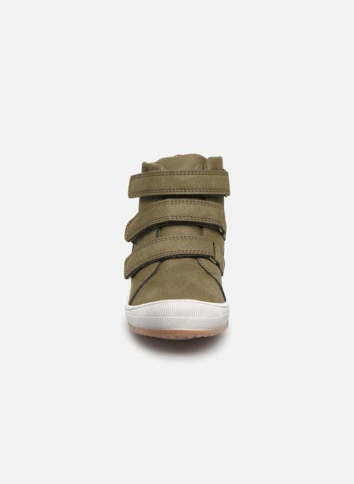 Baskets I Love Shoes THRENDON Vert vue portées chaussures