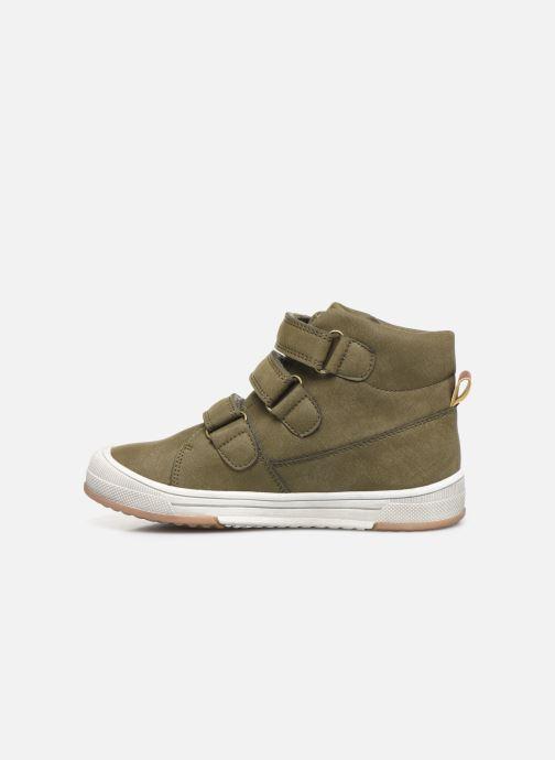 Baskets I Love Shoes THRENDON Vert vue face