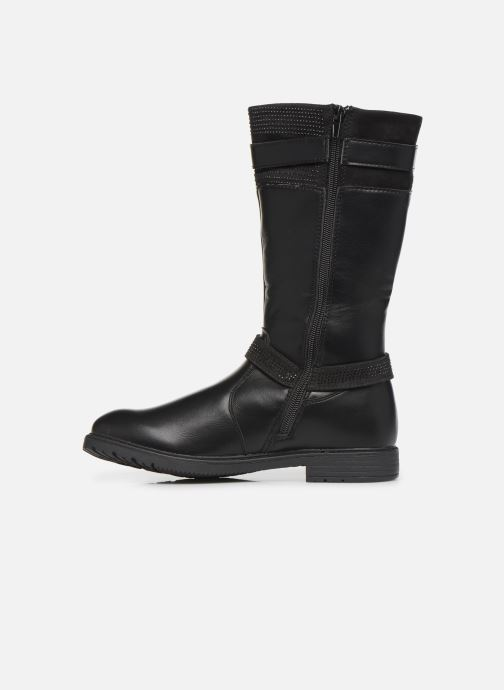 Bottes I Love Shoes THRENDA Noir vue face