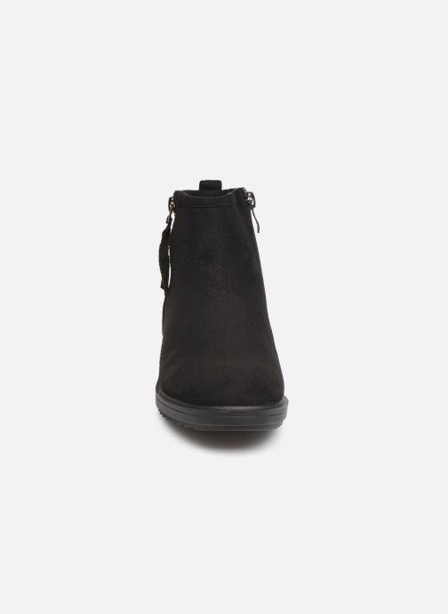 Stiefeletten & Boots I Love Shoes THAYLORD schwarz schuhe getragen