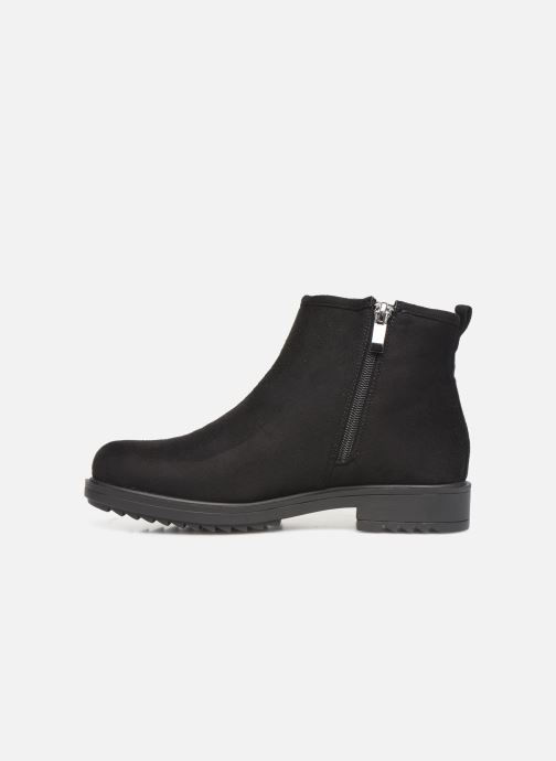 Ankle boots I Love Shoes THAYLORD Black front view