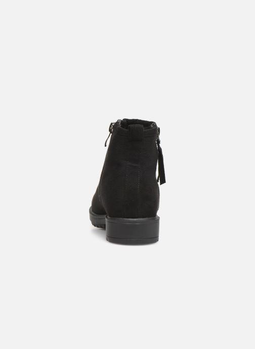Stiefeletten & Boots I Love Shoes THAYLORD schwarz ansicht von rechts