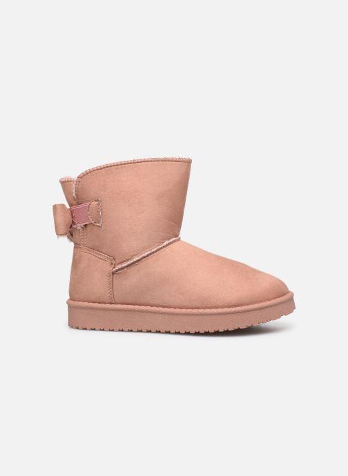 Bottes I Love Shoes THICHIBO Rose vue derrière