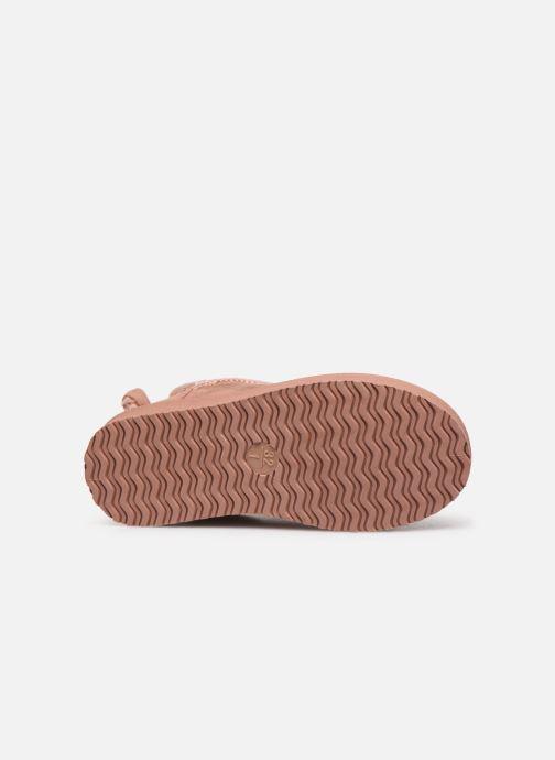 Botas I Love Shoes THICHIBO Rosa vista de arriba