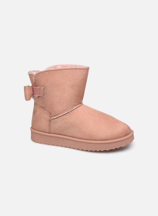 Bottes I Love Shoes THICHIBO Rose vue détail/paire