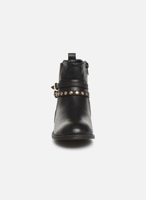 Stivaletti e tronchetti I Love Shoes THARIELLE Nero modello indossato