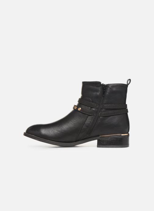 Botines  I Love Shoes THARIELLE Negro vista de frente