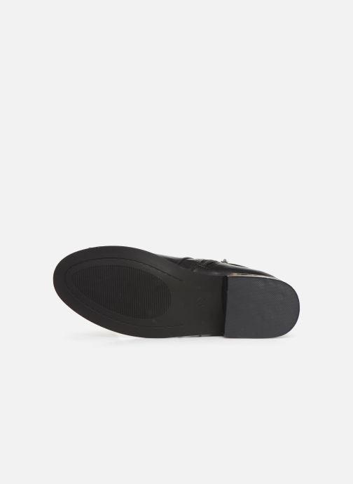 Botines  I Love Shoes THARIELLE Negro vista de arriba