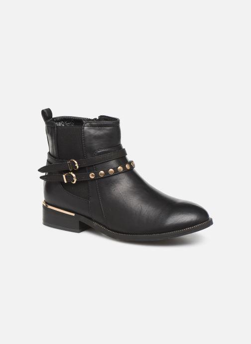 Botines  I Love Shoes THARIELLE Negro vista de detalle / par
