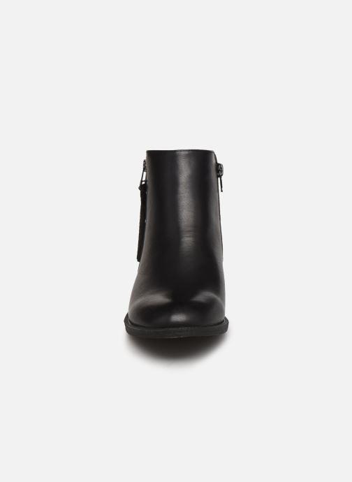 Bottines et boots I Love Shoes THALUNO Noir vue portées chaussures