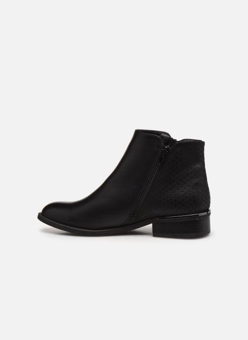Bottines et boots I Love Shoes THALUNO Noir vue face
