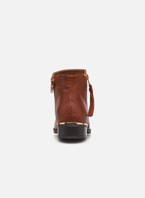 Bottines et boots I Love Shoes THALUNO Marron vue droite