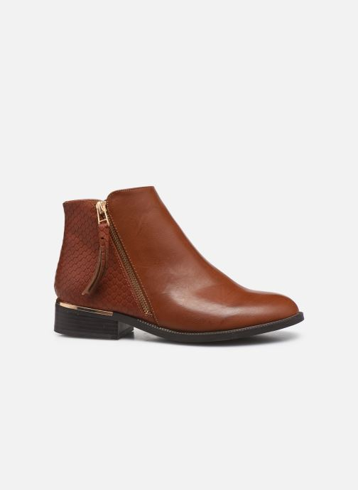 Bottines et boots I Love Shoes THALUNO Marron vue derrière