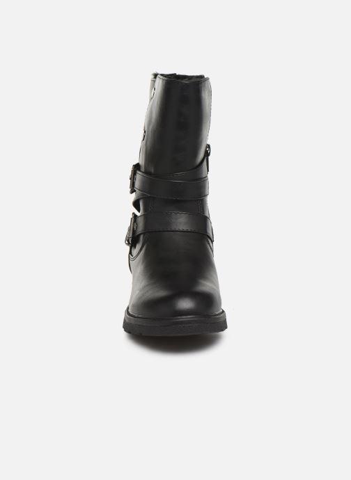 Botas I Love Shoes THARIA FOURRE Negro vista del modelo