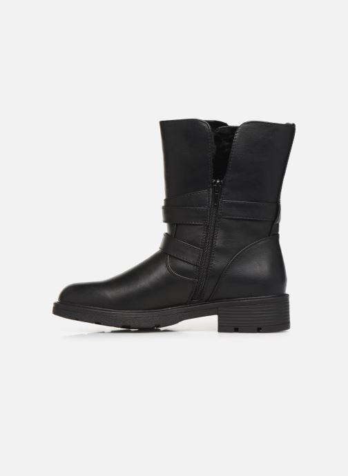 Støvler & gummistøvler I Love Shoes THARIA FOURRE Sort se forfra