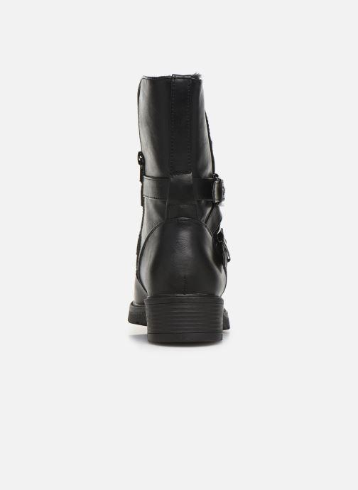 Botas I Love Shoes THARIA FOURRE Negro vista lateral derecha