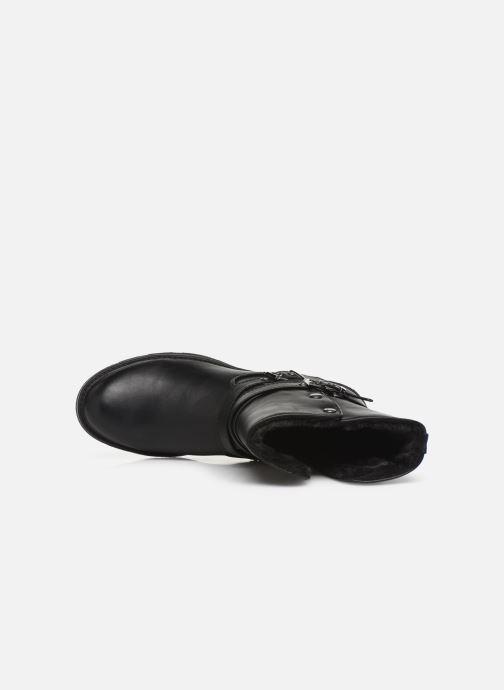 Botas I Love Shoes THARIA FOURRE Negro vista lateral izquierda