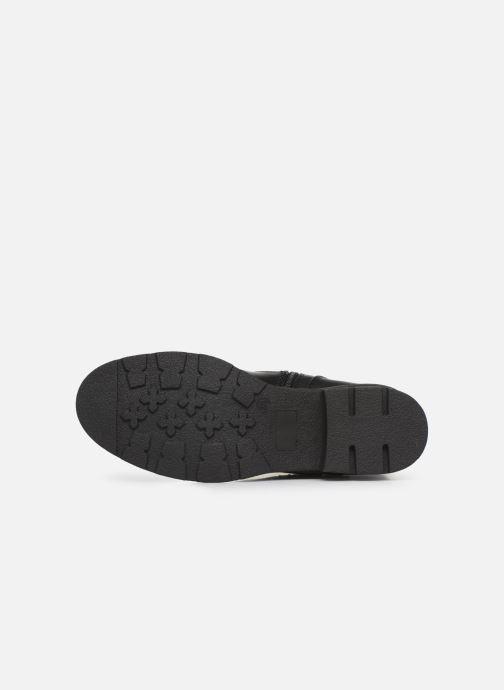 Botas I Love Shoes THARIA FOURRE Negro vista de arriba
