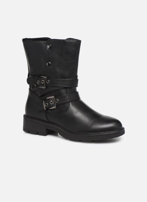 Støvler & gummistøvler I Love Shoes THARIA FOURRE Sort detaljeret billede af skoene